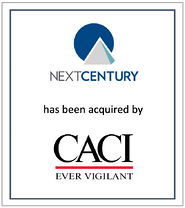 Next century has been acquired by CACI