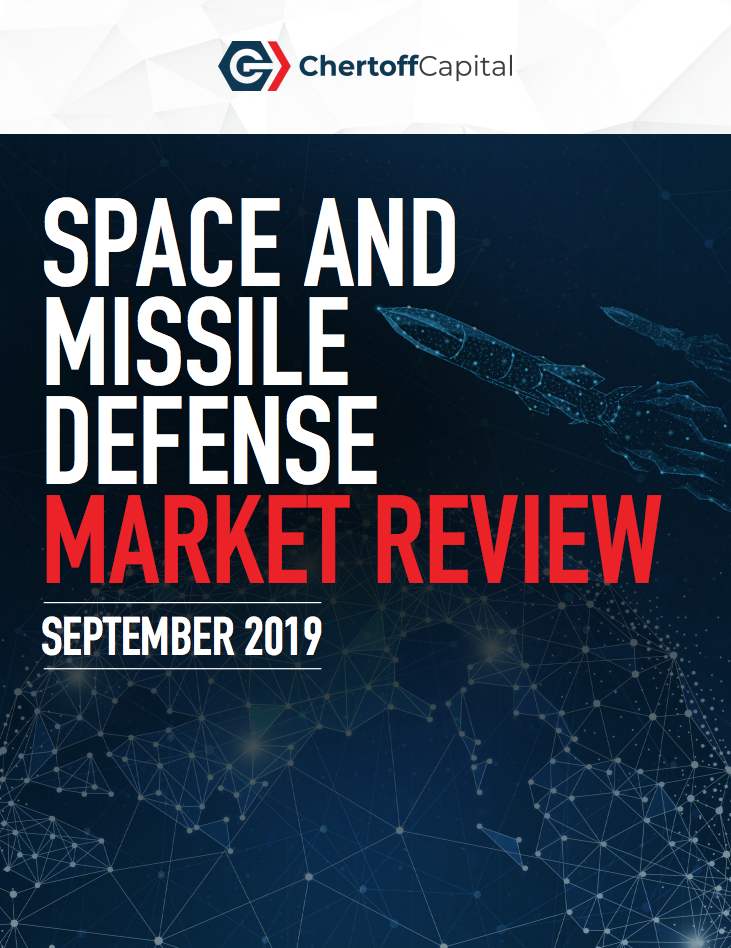 Chertoff_Capital_Space_and_Missile_Defense_Market_Cover 4