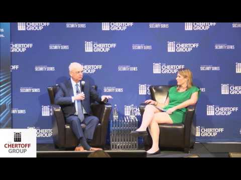 Keynote Discussion with General Michael Hayden