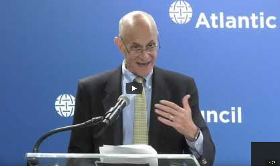 Michael_Chertoff_Atlantic_Council_Remarks