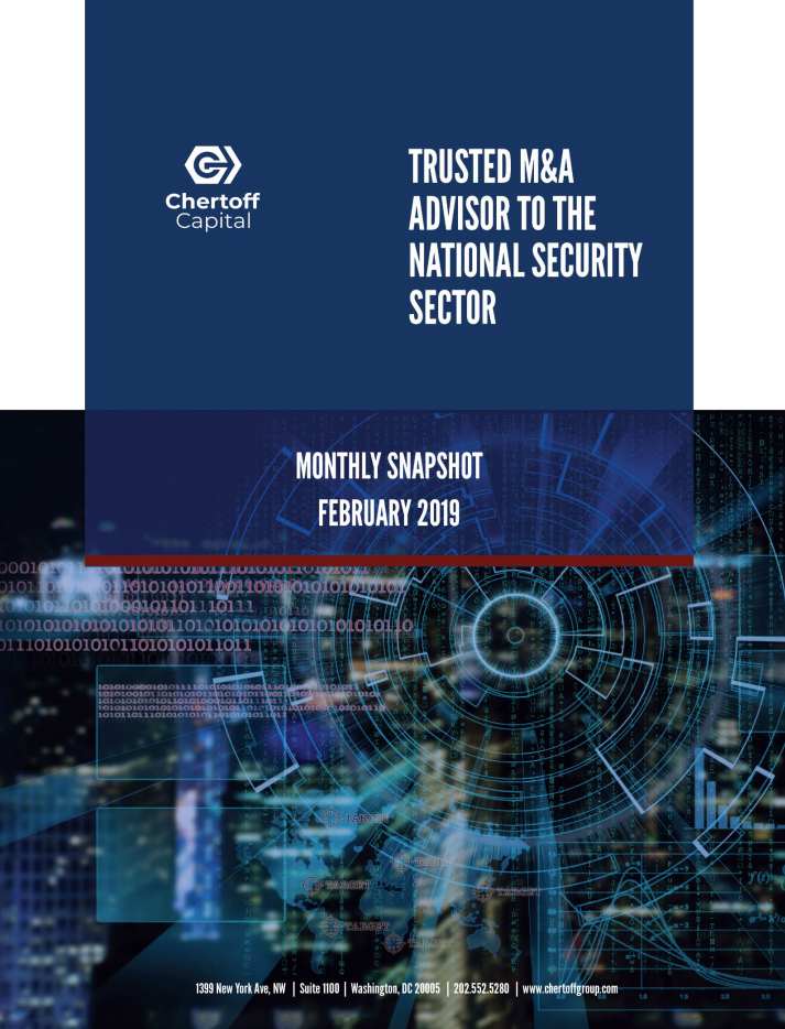 National Security Monthly Snap Shot February IMAGE